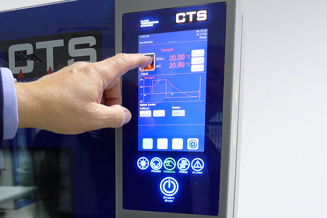 QTPE give a guide to CTS environmental test chambers