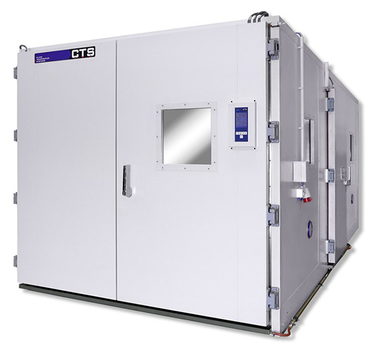 Walk-in Environmental Test Chambers- QTPE